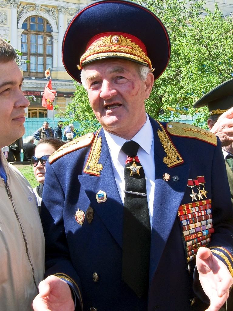 veteran-0004 Поддельные герои настоящей войны Защита Отечества