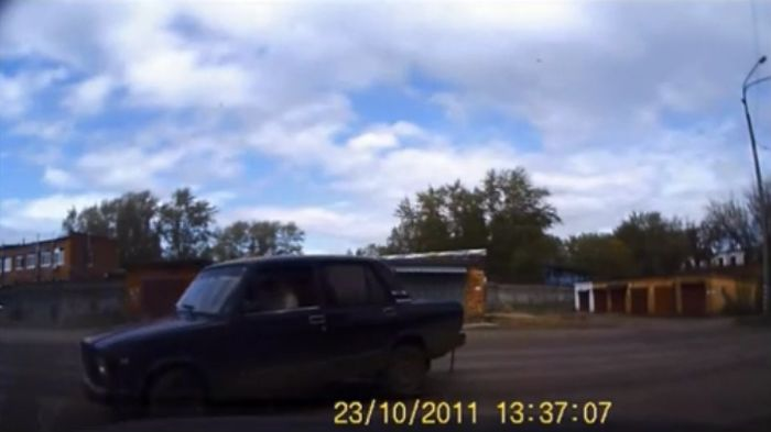 Авария дня часть 569 (фото+видео)