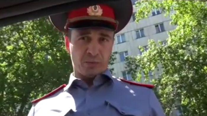 Общение с ГИБДД часть 418 (фото+видео)
