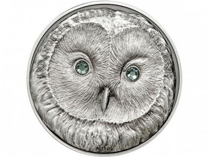 Самые странные и необычные монеты мира (34 фото)