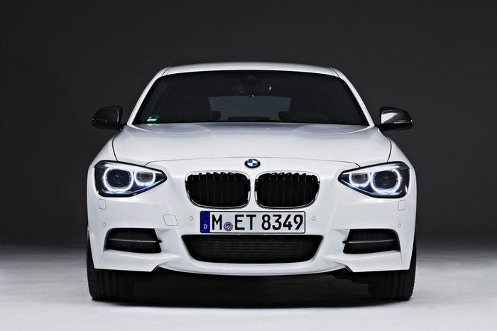 BMW первой серии получила два новых мотора (6 фото+видео)