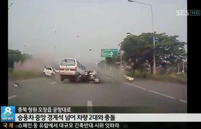 Авария дня часть 570 (фото+видео)