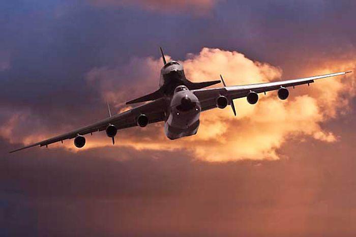 Самолёты, созданные для необычных целей (8 фото)