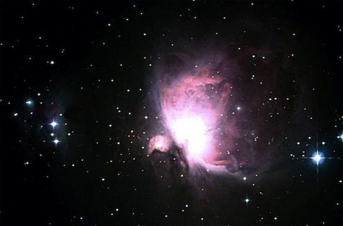 Космические объекты, видимые через любительский телескоп (6 фото)