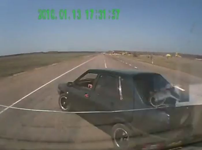 Авария дня кусок 073 (фото+видео)