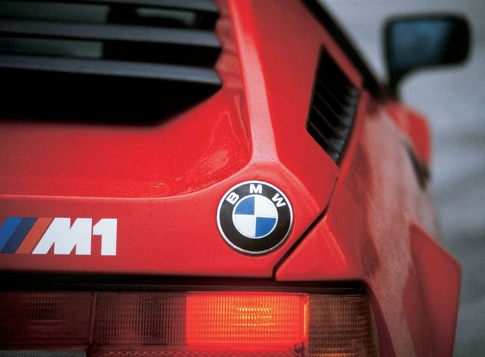 У подразделения BMW M GmbH юбилей - 40 лет! (50 фото)