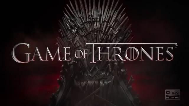 Релизный трейлер Game of Thrones (видео)
