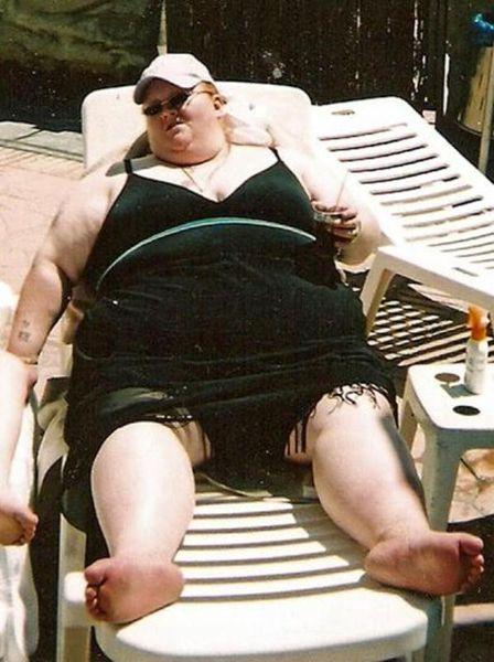 190-килограммовое похудание занесено в Книгу рекордов Гиннесса (12 фото)