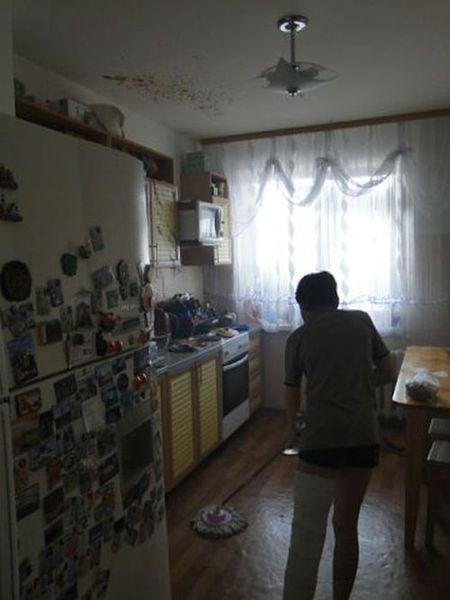 Взрыв вареной сгущенки (9 фото)