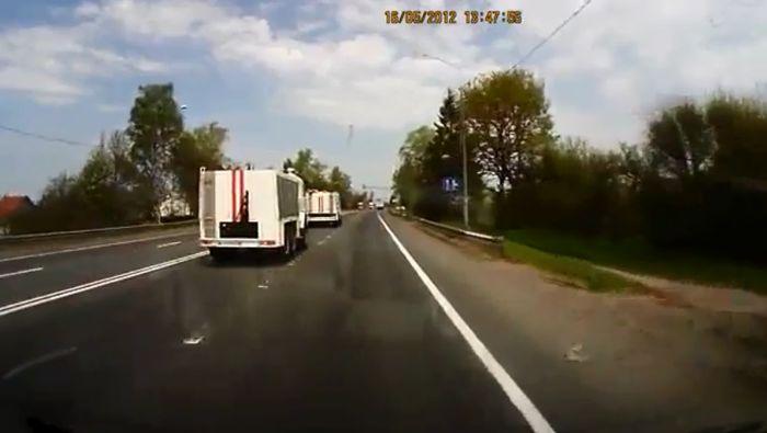 Авария дня часть 574 (фото+2 видео)