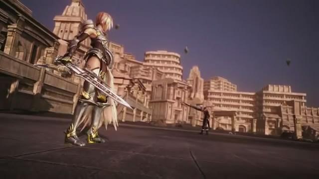 Релизный трейлер DLC Requiem of The Goddess для Final Fantasy 13-2 (видео)