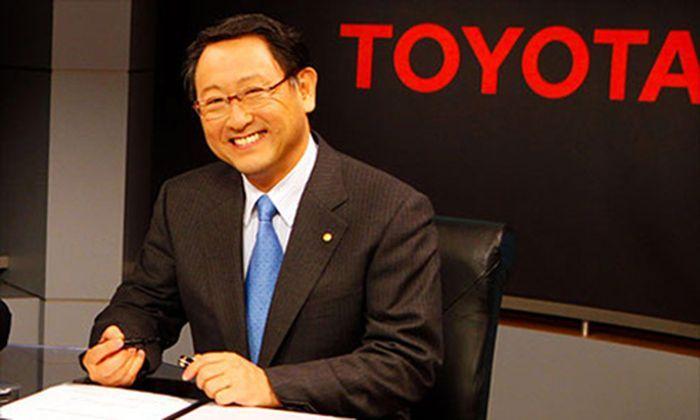 Президент компании Toyota назвал любимые машины конкурентов (7 фото)