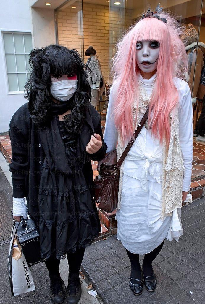Японская уличная эротика фото 772-876