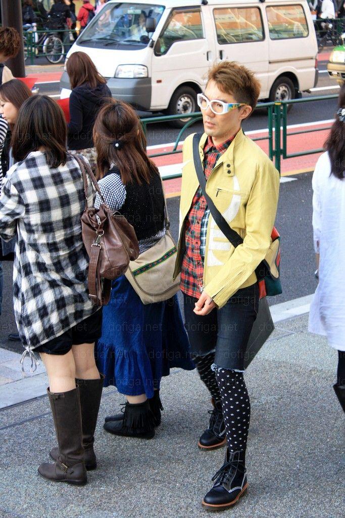 японская уличная эротика