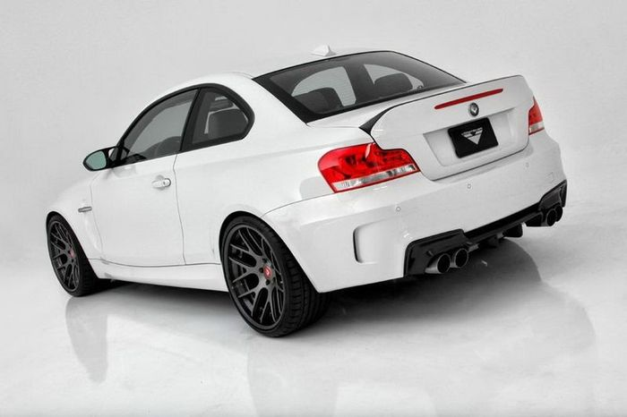 BMW 1M Coupe GTS-V от тюнеров из Vorsteiner (18 фото+видео)