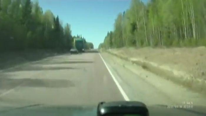 Авария дня кусок 077 (фото+видео)