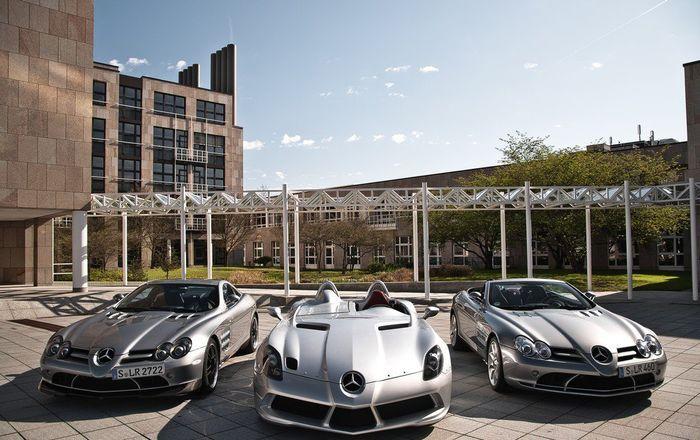 Участники VIP-автоклуба SLR Club провели автопробег по Европе (46 фото)