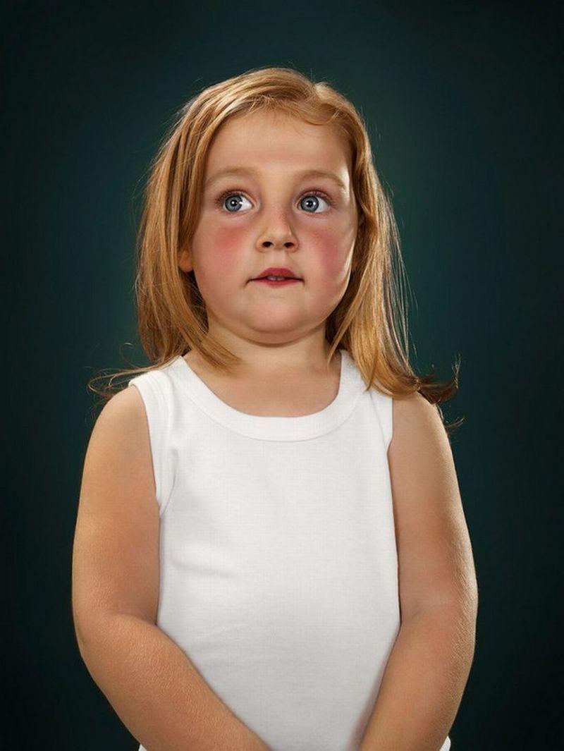 домашних фото изображающие эмоции родном доме