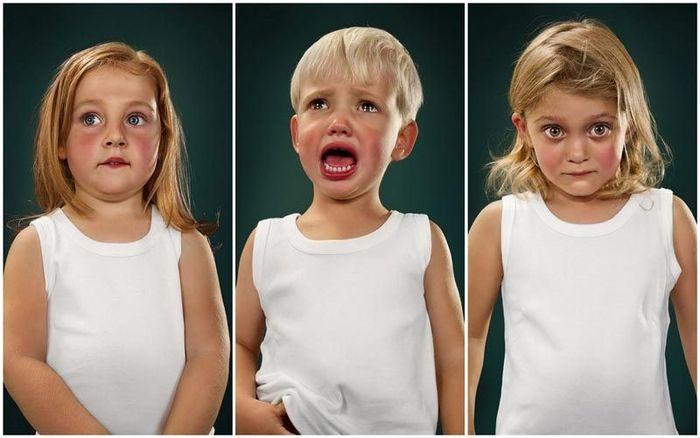 Эмоциональный фотопроект Смешанные чувства (10 фото)