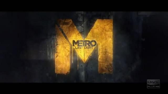 Тизер к короткометражке по Metro Last Light (видео)