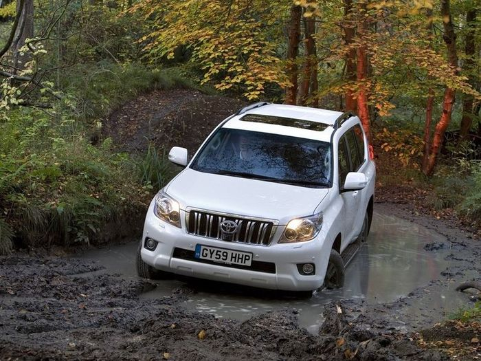 Легендарный Toyota Land Cruiser Prado начнут собирать в России (текст)