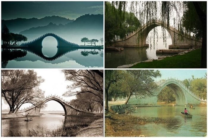 Мост Нефритового Пояса (18 фото)