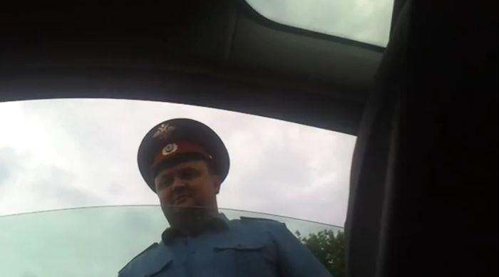 Общение с ГИБДД часть 420 (фото+видео)
