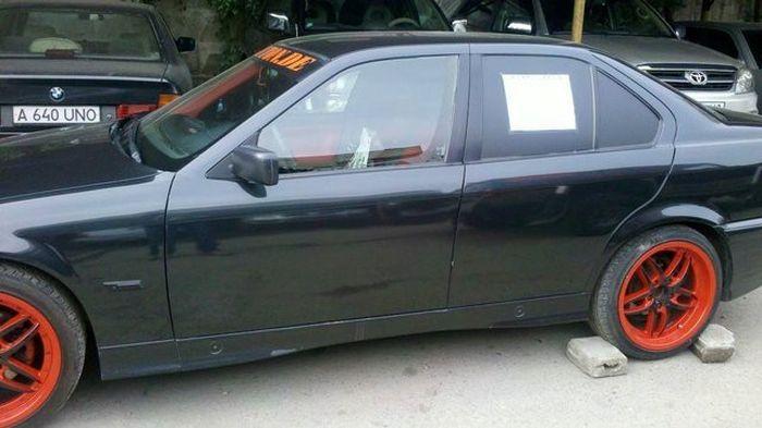 Краткая информация о тюнинге на стекле автомобиля (2 фото)