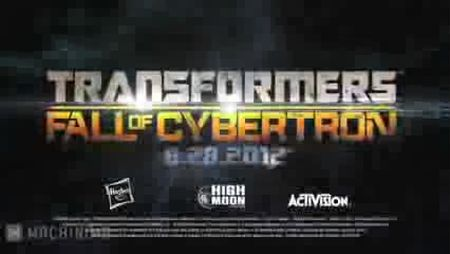 Видео Transformers: Fall of Cybertron – создание диноботов (видео)