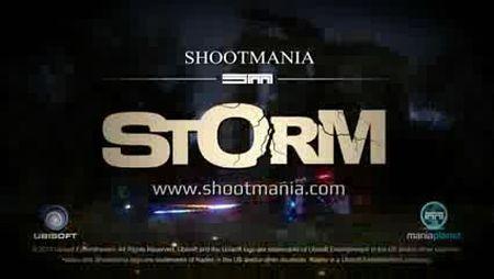 Дебютный трейлер ShootMania Storm (видео)