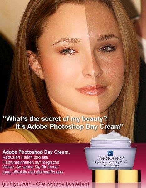 Косметика от Photoshop (29 фото)