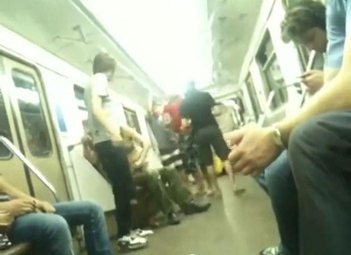секс в метро фильм