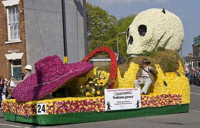 Самые знаменитые цветочные фестивали мира (20 фото)