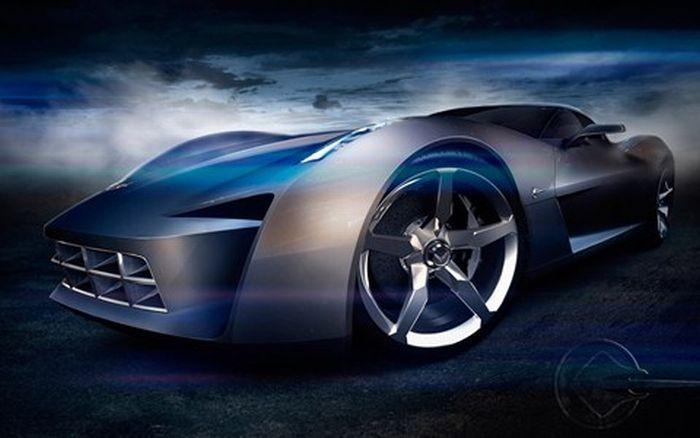 классные авто картинки: