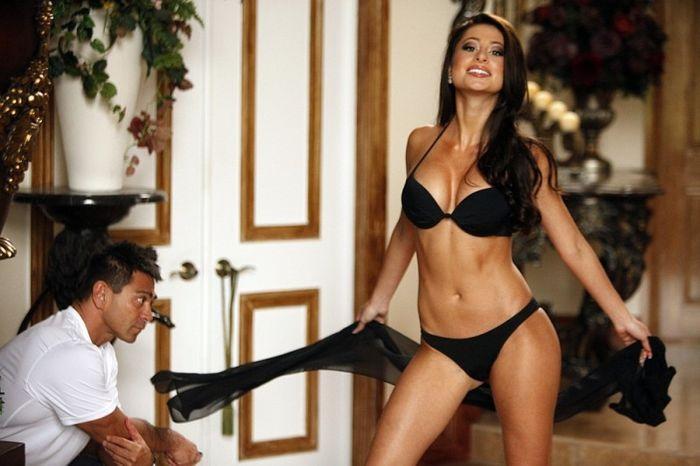 Красота по-американски…или по-украински? (9 фото)