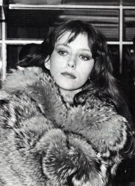 Сильвия Кристель - легендарная Эммануэль и любовница президента (8 фото)