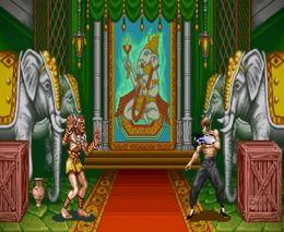 Что будет, если объединить игру Street Fighter и Portal