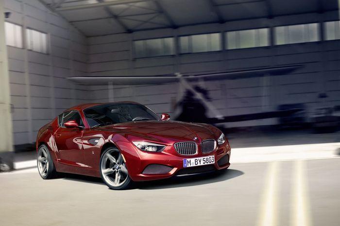 BMW Z4 от кузовного ателье Zagato (85 фото+4 видео)
