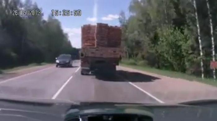 Авария дня часть 584 (фото+видео)