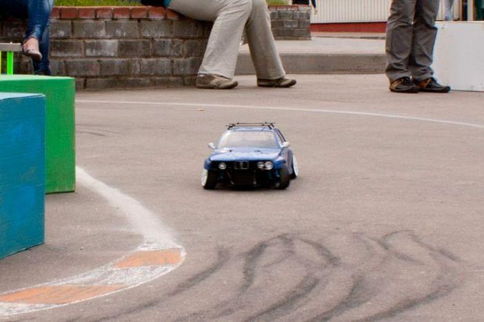 В Н.Новгороде прошли соревнования RC CARS NN (25 фото)