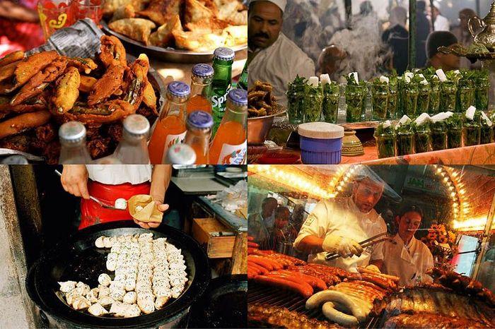 Популярная уличная еда в разных странах (12 фото)