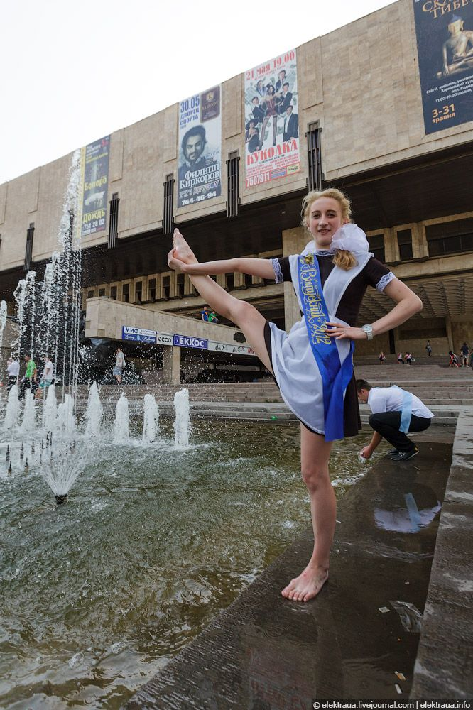 Мегаподборка: Выпускницы 2012 (264 фото)