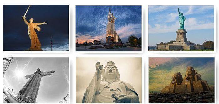 Самых высоких памятников мира - InFuture ru