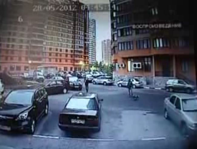 Малый криминальный бизнес по-русски (видео)