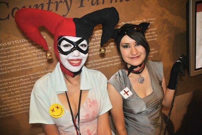 Девушки с фестиваля Comic-Con (43 фото)