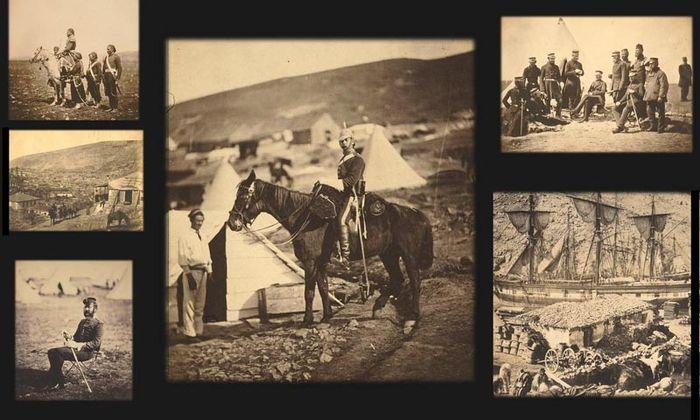 Первый военный фоторепортаж (12 фото)