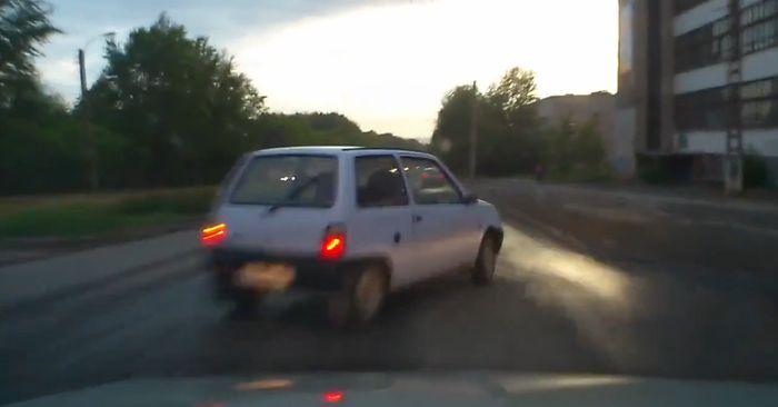 Авария дня часть 587 (фото+видео)