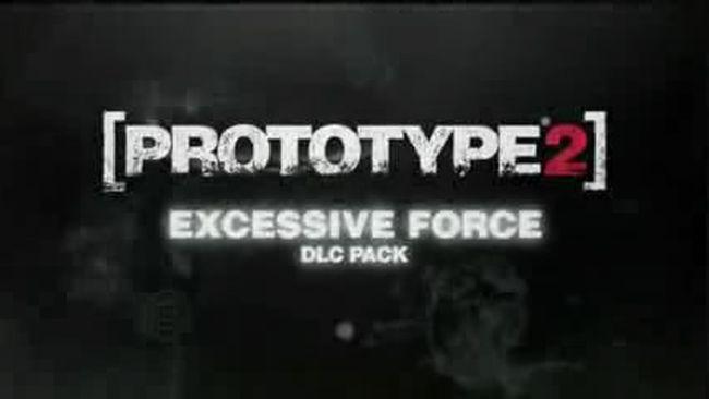Готовится к выходу DLC Excessive Force Pack для Prototype 2 (видео)