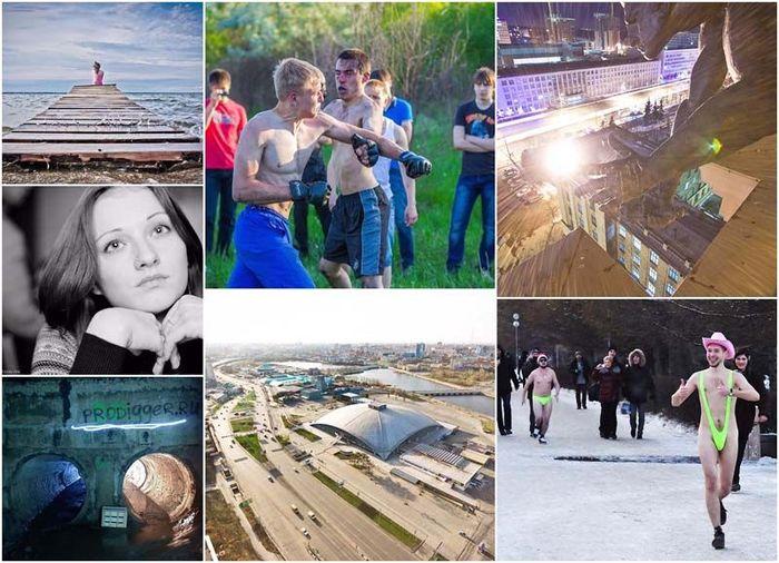 Суровый Челябинск (16 фото)