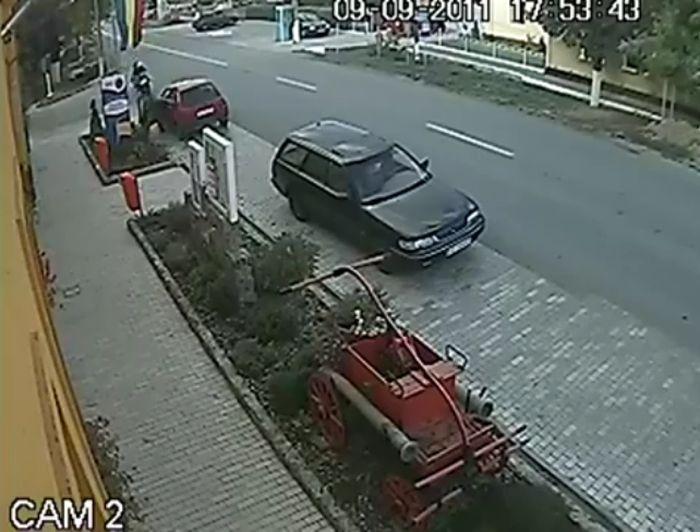Авария дня часть 590 (фото+видео)